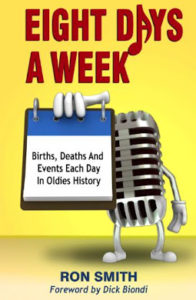 eight days a week birthdays, deaths, etc