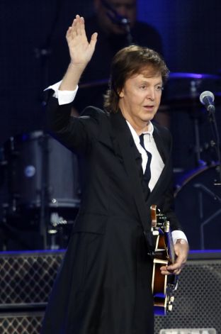 paul mccartney today