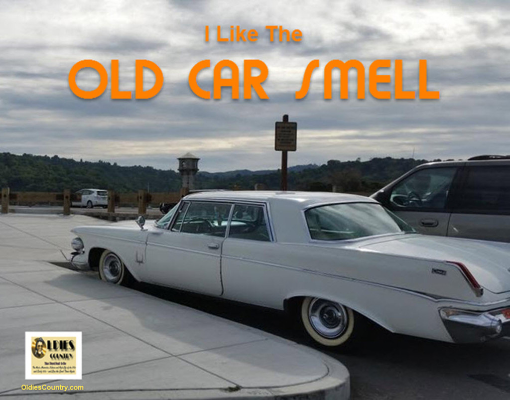 OLD CAR SMELL 1200 FOR TSHIRT