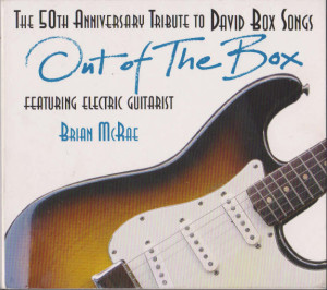 Out of the box tribute cd image