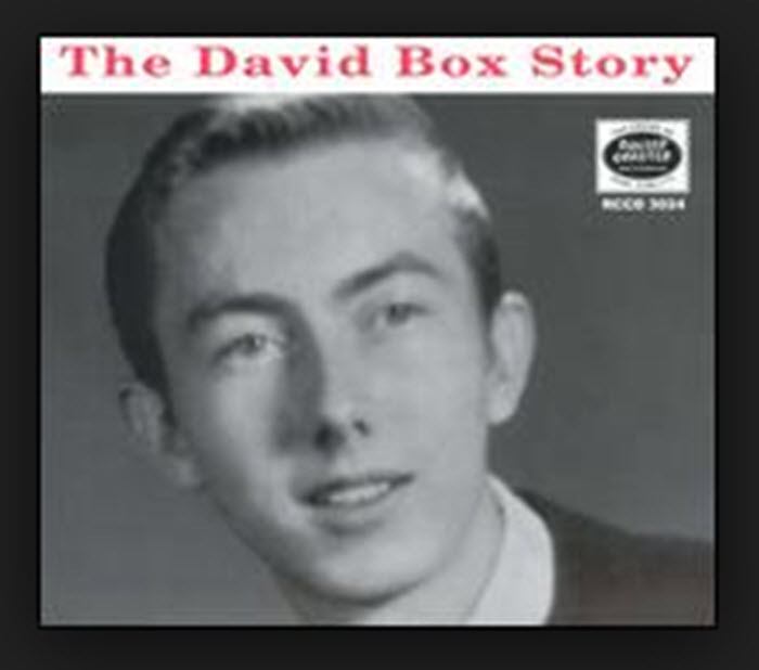 DAVID BOX STORY – Buddy Holly's Replacement Had Everything But…