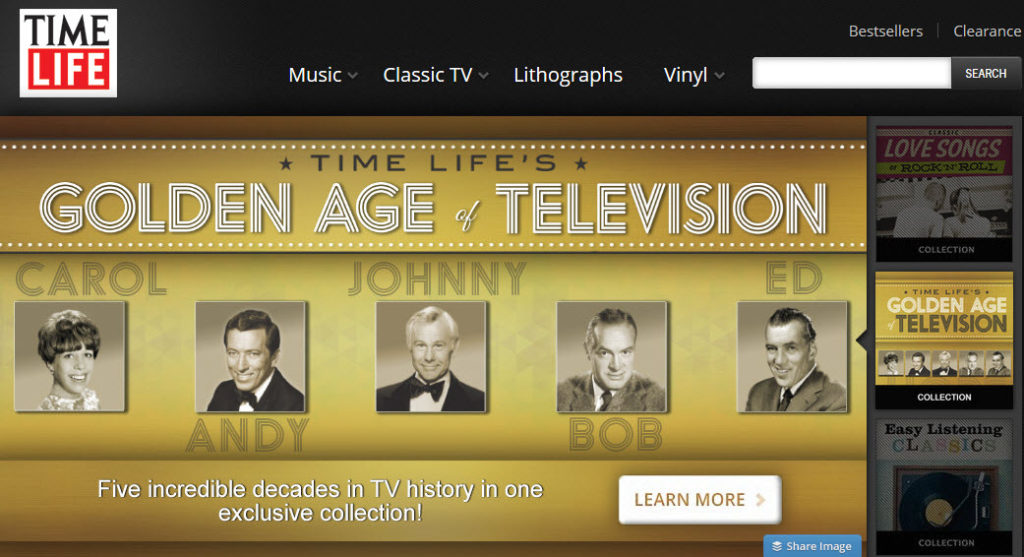 golden age tv
